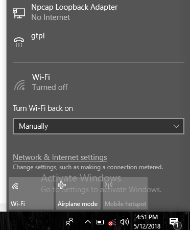 confirm form resubmission, wifi turn onoff