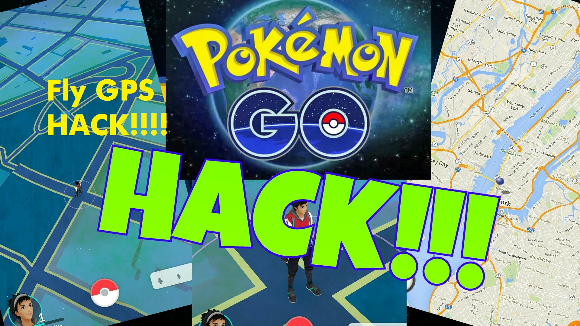 Fly GPS Apk (Fake GPS) Download For Pokemon GO Location Hack - Tech